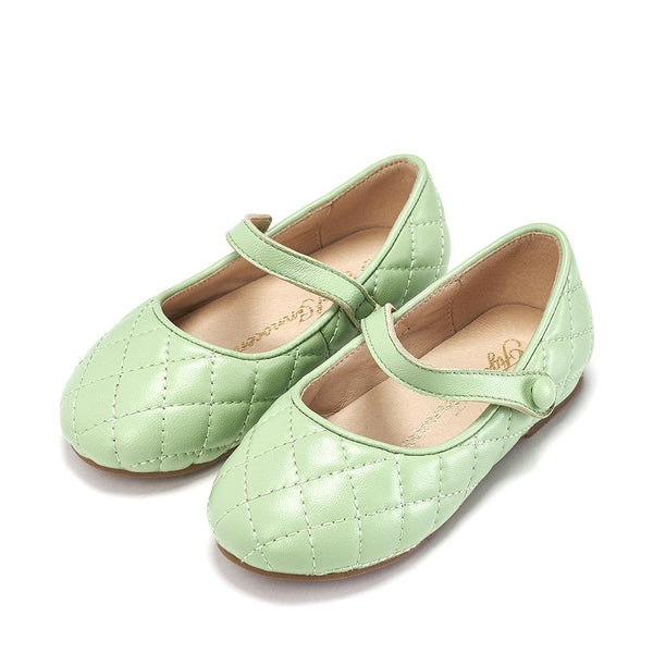 Coco Green Shoes by Age of Innocence
