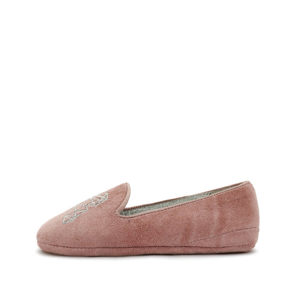 Emma Pink Slippers and Indoor Shoes by Age of Innocence