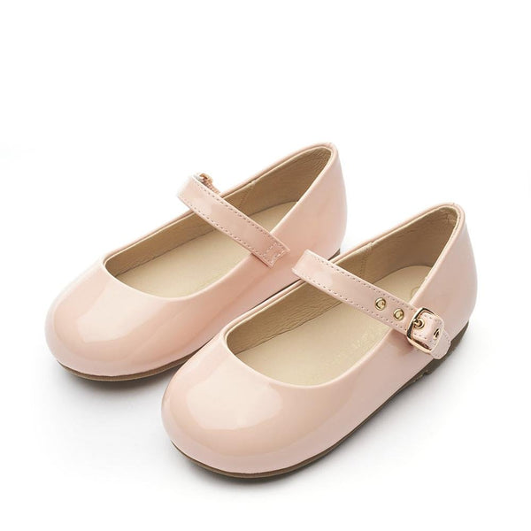 Eva PU Pink Shoes by Age of Innocence