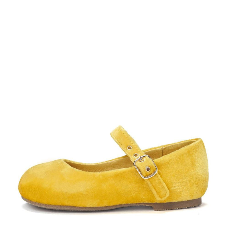 Eva Yellow Shoes by Age of Innocence