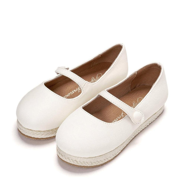 Hailey White Shoes by Age of Innocence