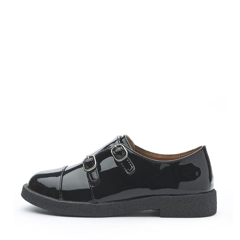 Hudson 2.0 Black Brogues by Age of Innocence