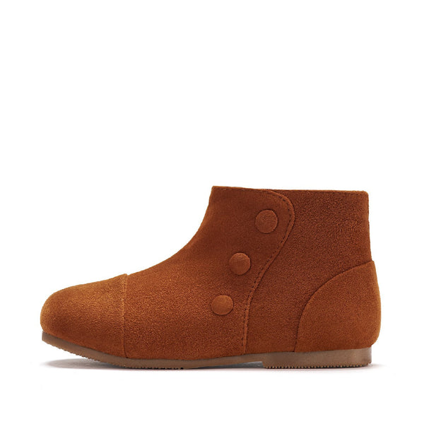 Isa Camel Boots by Age of Innocence