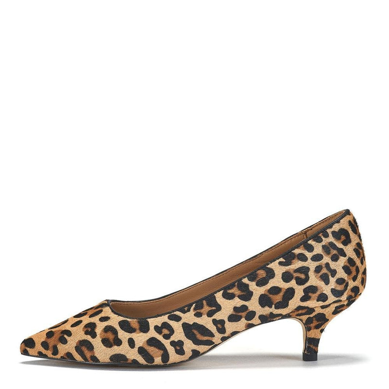 Jacqueline Animal Print Shoes by Age of Innocence