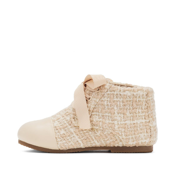 Jane 3.0 Beige Boots by Age of Innocence