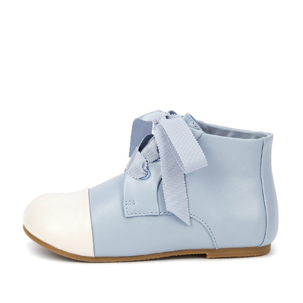 Jane 4.0 Blue Boots by Age of Innocence