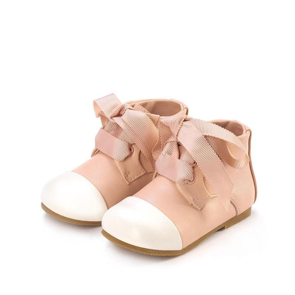Jane 4.0 Pink Boots by Age of Innocence