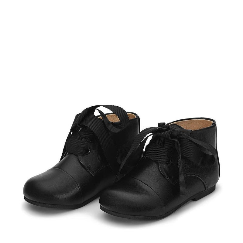Jane Black Boots by Age of Innocence