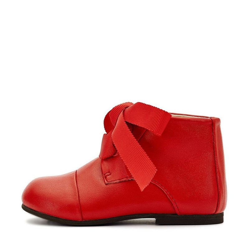 Jane Red Boots by Age of Innocence