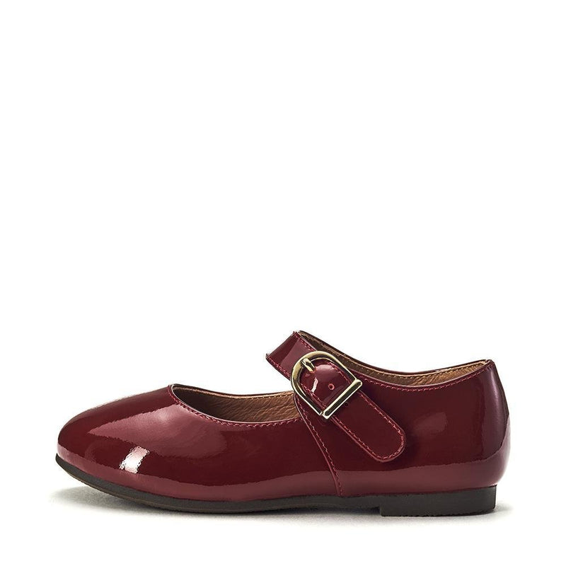 Juni 2.0 Burgundy Shoes by Age of Innocence