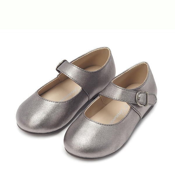 Juni Silver Shoes by Age of Innocence