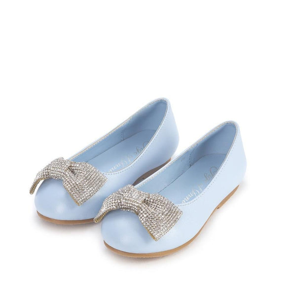 Lillian Blue Shoes by Age of Innocence