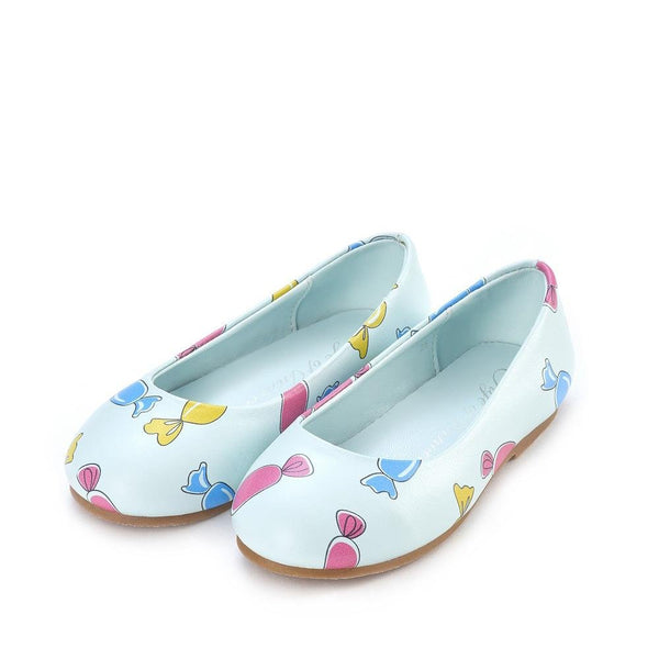 Lolli Blue Shoes by Age of Innocence