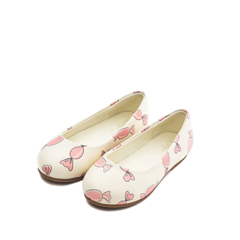 Lolli White Shoes by Age of Innocence