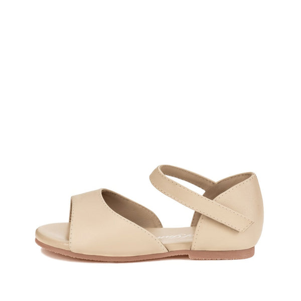Marta Beige Sandals by Age of Innocence