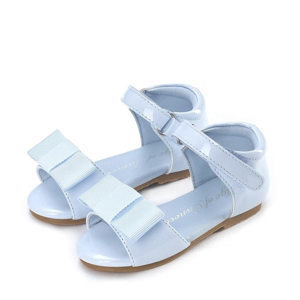 Mary Blue Sandals by Age of Innocence