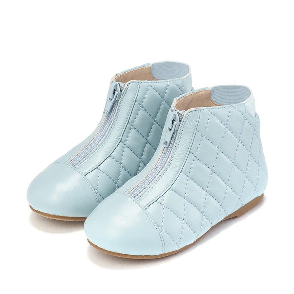 Nicole Blue Boots by Age of Innocence