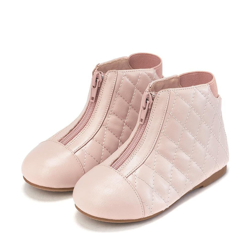 Nicole Pink Boots by Age of Innocence