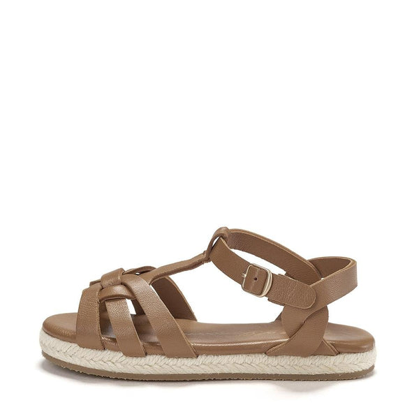 Patricia Camel Sandals by Age of Innocence