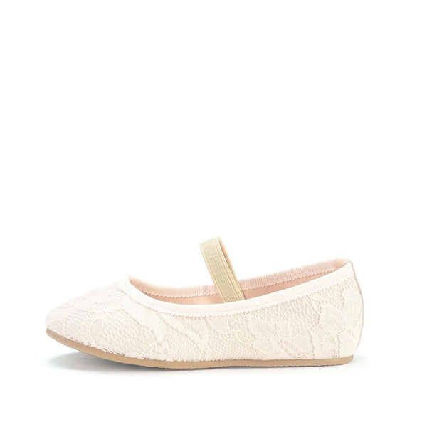 Vera Pink Ballerinas by Age of Innocence