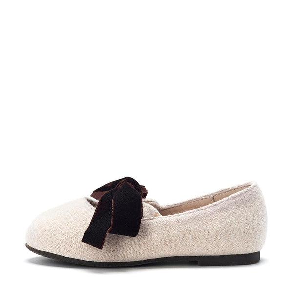 Vicky Beige Shoes by Age of Innocence