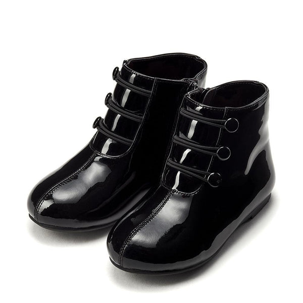 Vivian 3.0 Black Boots by Age of Innocence