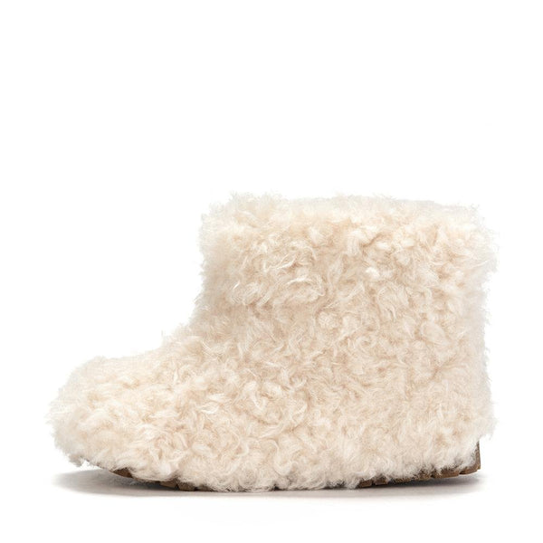 Yeti Mini Milk Boots by Age of Innocence
