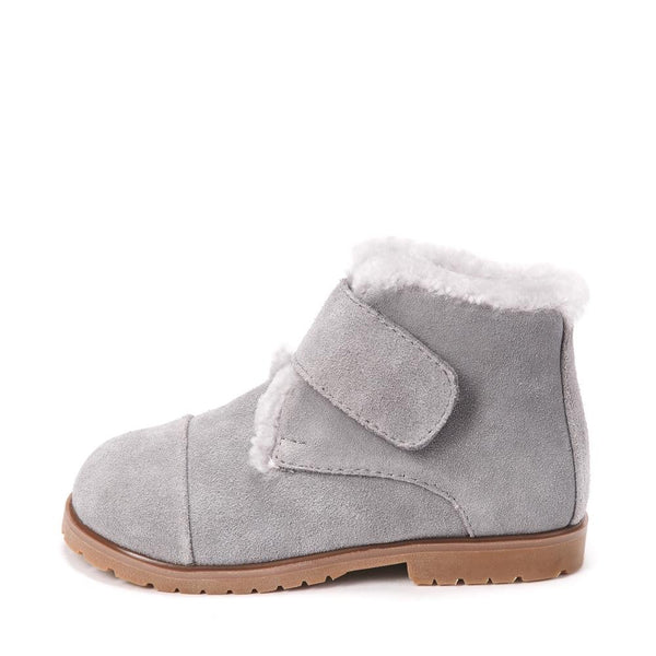 Zoey 2.0 Grey Boots by Age of Innocence