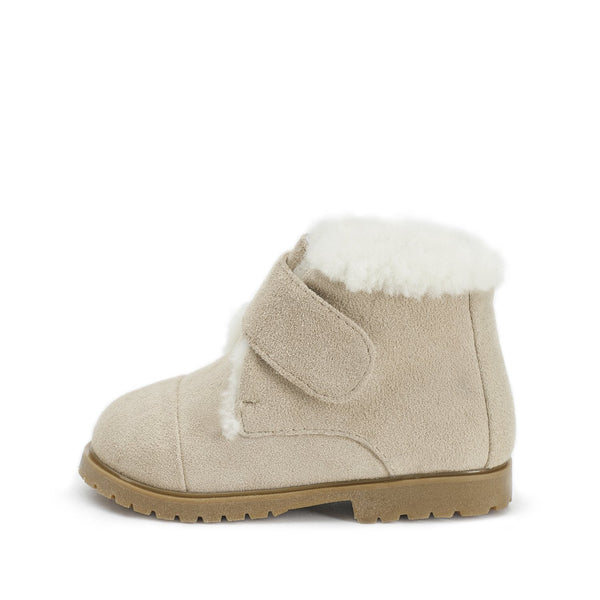 Zoey 2.0 White Boots by Age of Innocence