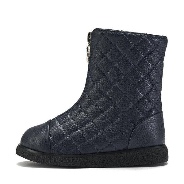 Lily2.0 Navy Boots by Age of Innocence