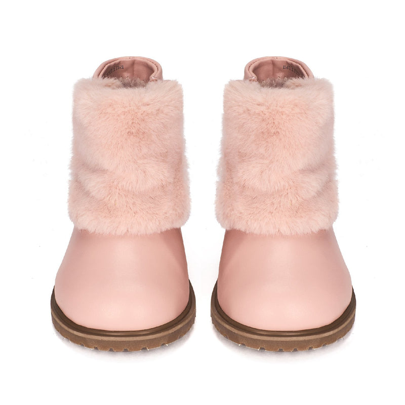 Ella Pink Boots by Age of Innocence