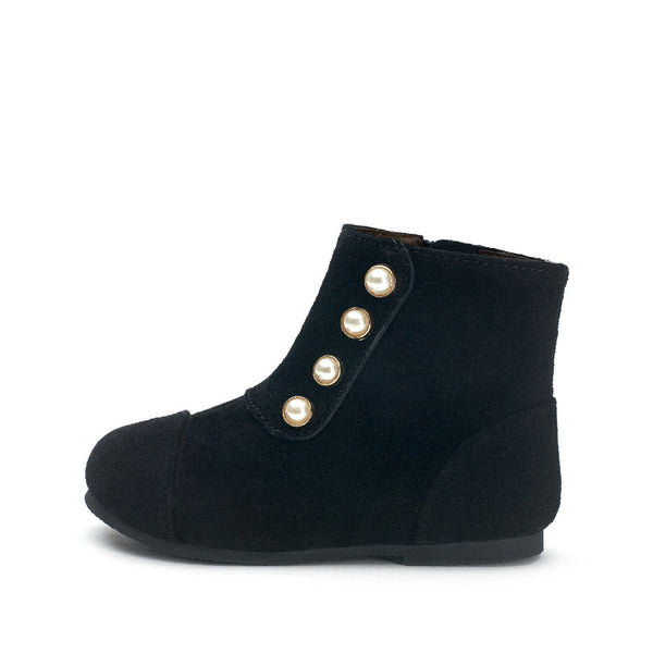 Natalie Black Boots by Age of Innocence