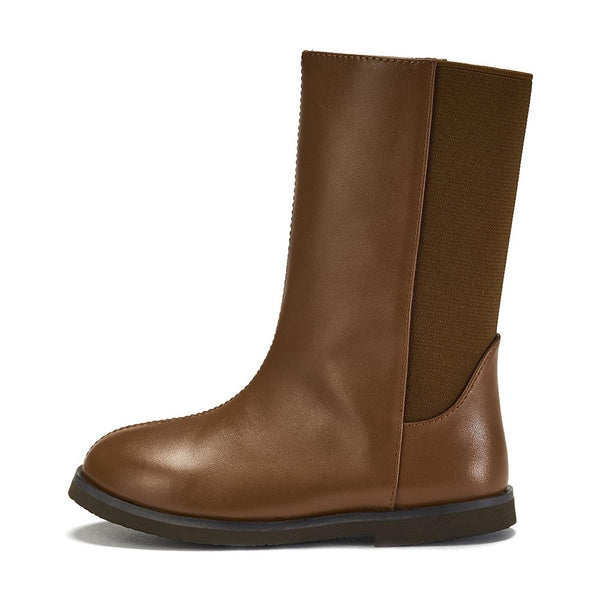 Sarah Camel Boots by Age of Innocence