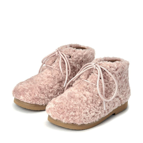 Teddy Jane Pink Boots by Age of Innocence