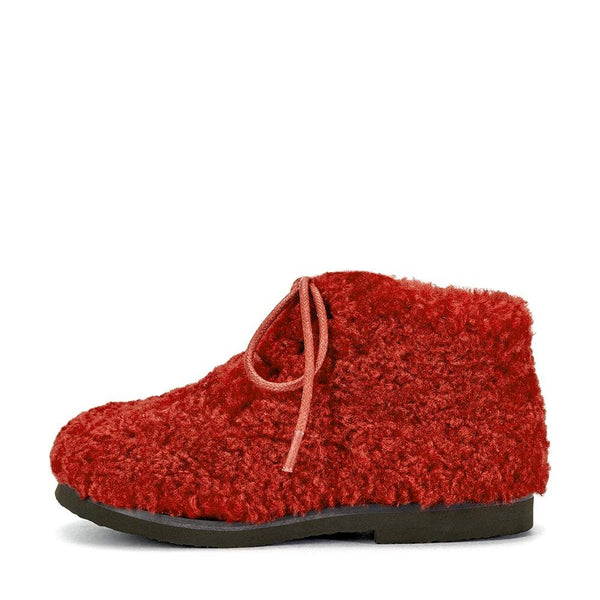 Teddy Jane Red Boots by Age of Innocence