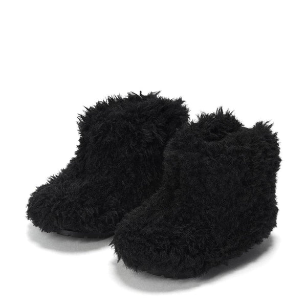 Yeti Mini black Boots by Age of Innocence