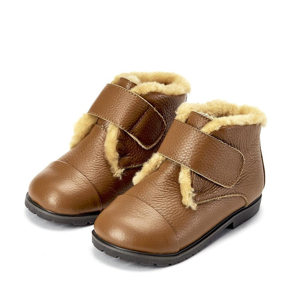 Zoey 3.0 Camel Boots by Age of Innocence