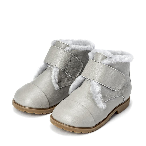 Zoey 3.0 Grey Boots by Age of Innocence