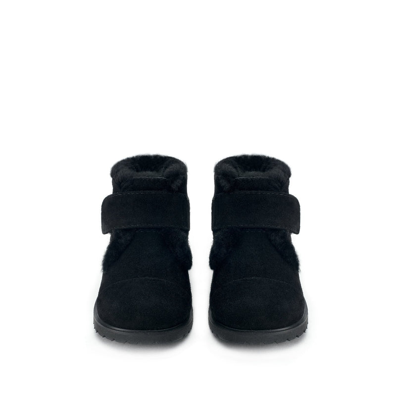 Zoey 2.0 Black Boots by Age of Innocence