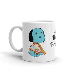 Blue Beagle Coffee Mug - pickie shop