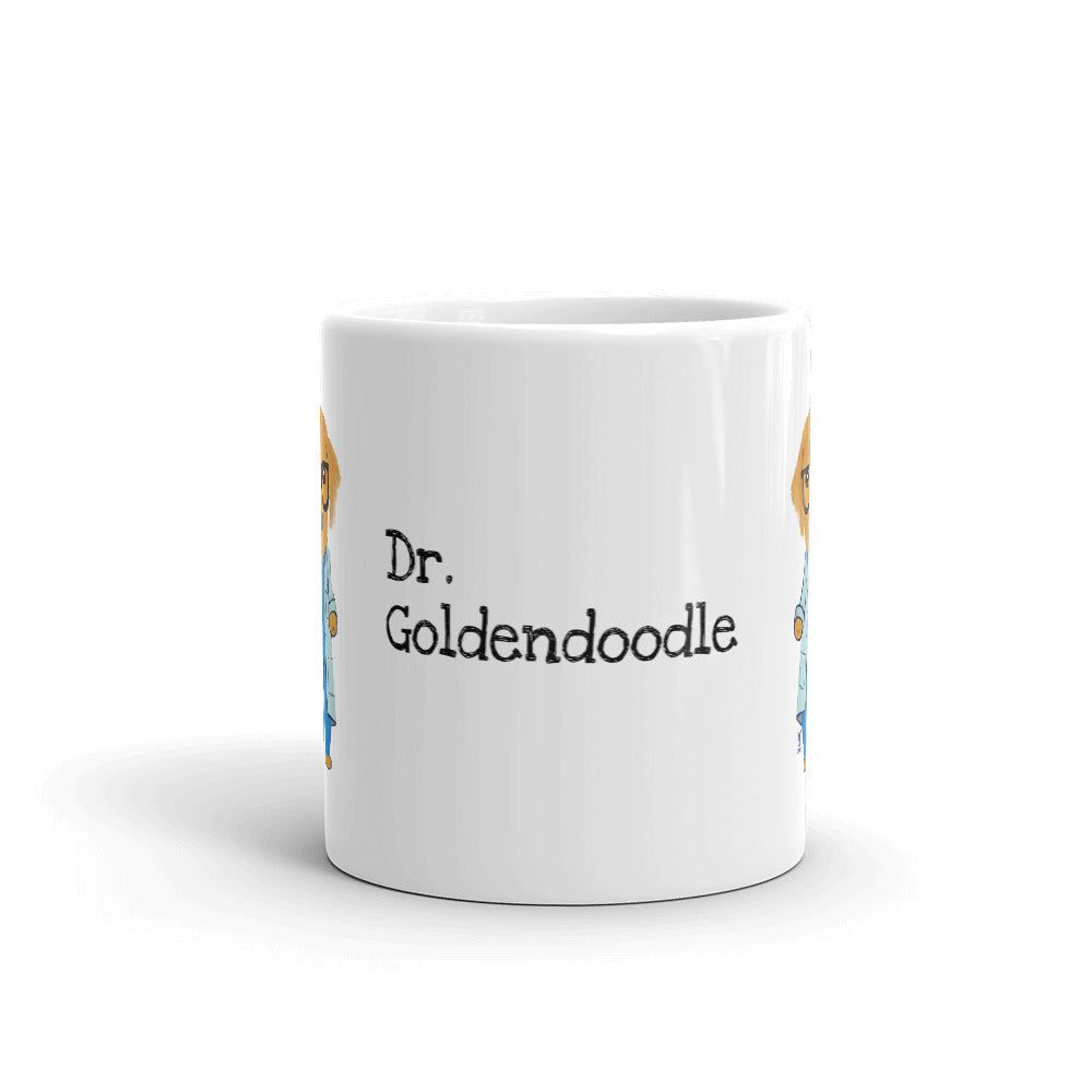 Dr.Goldendoodle Coffee Mug - pickie shop