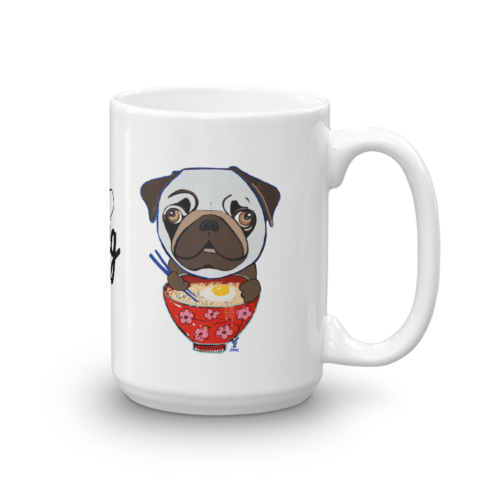 pug dog gifts coffee mug unique gifts for dog lovers