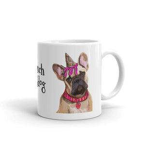 French Bulldog Coffee Mug I Tea Cup - pickie shop