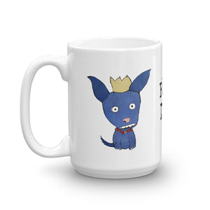 Blue Dog Coffee Mug - pickie shop
