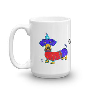 dachshund dog gifts coffee mug unique gifts for dog lovers