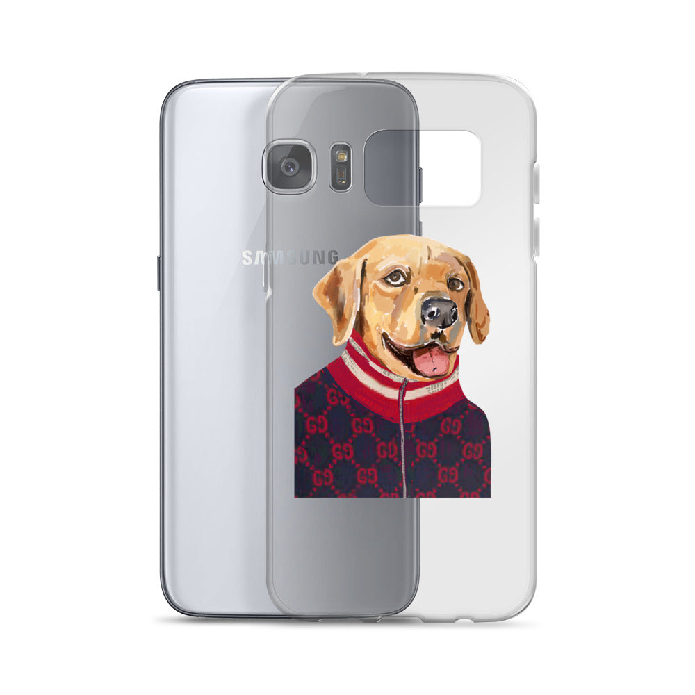 Golden Retriever Samsung Phone Case - pickie shop