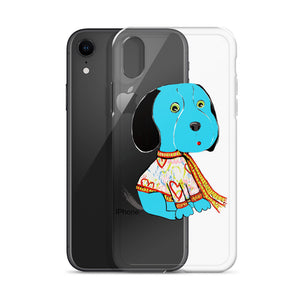 Blue Beagle iPhone Case - pickie shop