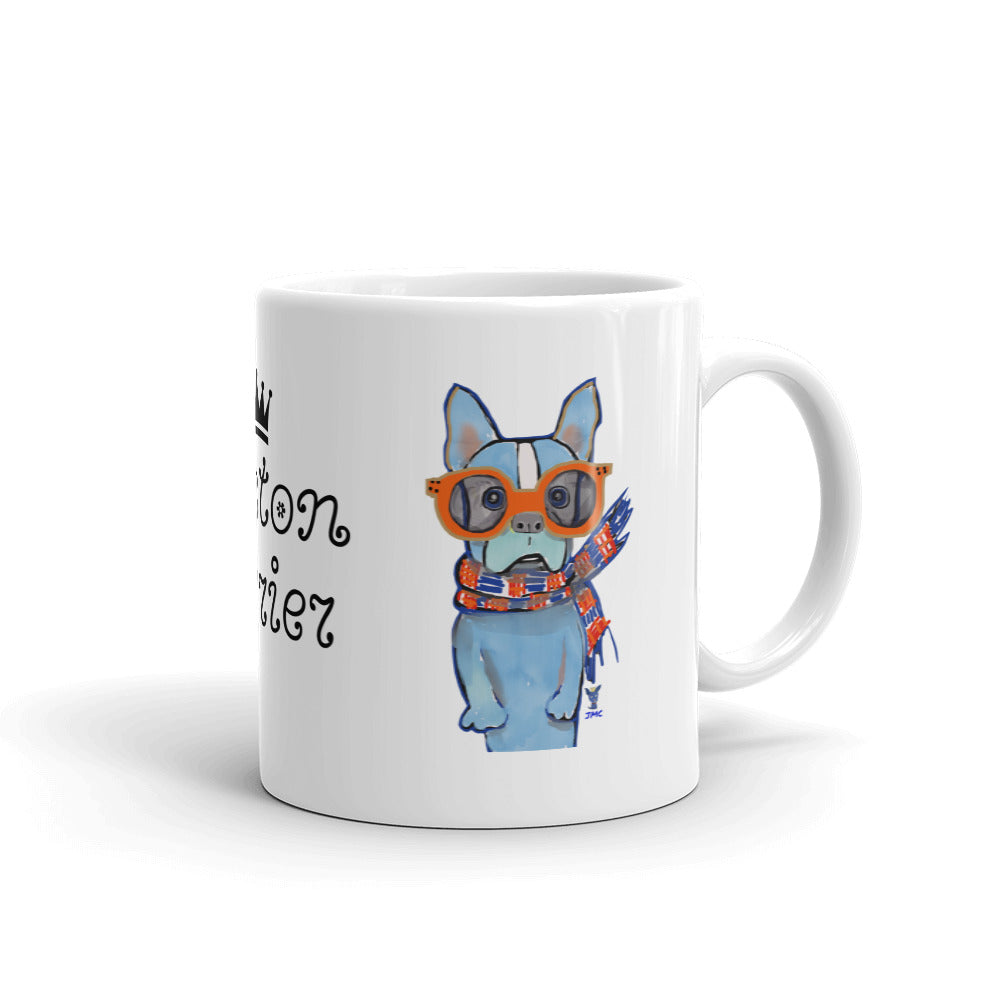 Boston Terrier Coffee Mug - pickie shop