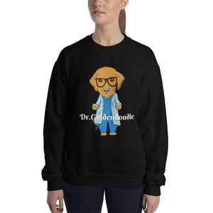Dr.Goldendoodle Sweatshirt I Black / Navy - pickie shop