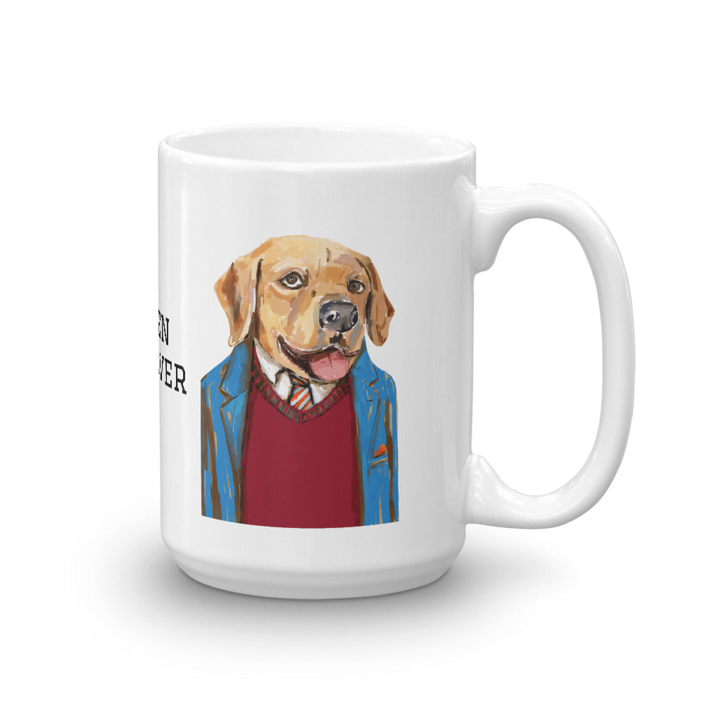 Golden Retriever Coffee Mug I Tea Cup - pickie shop